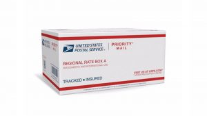 What is USPS Regional Box A?