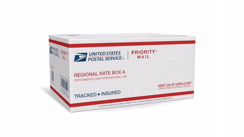 What are USPS Regional Rate Boxes?