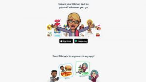 What is Bitmoji?
