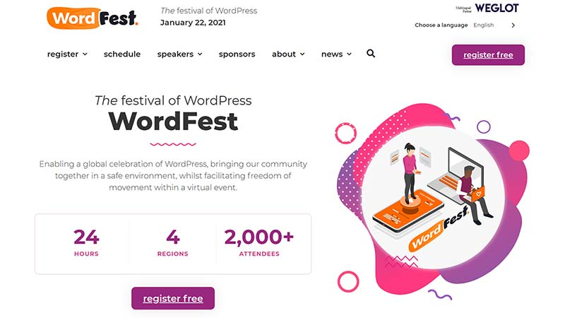 WordFest Conference