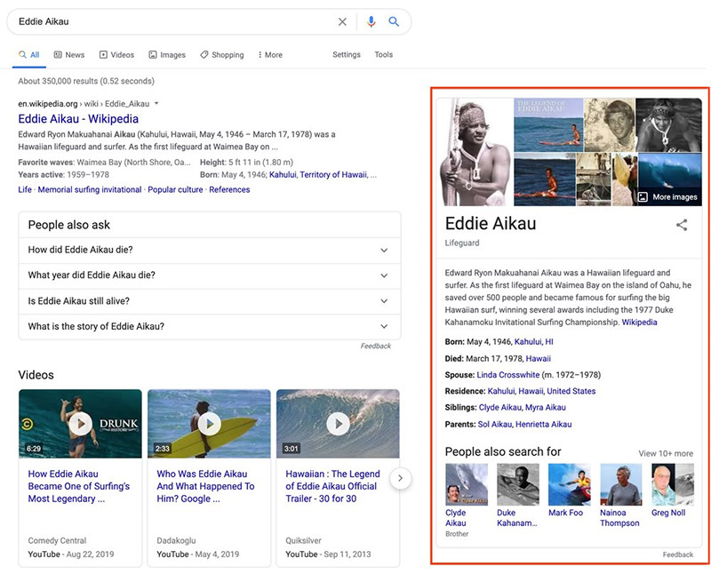 What is Google Knowledge Graph?