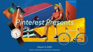 Pinterest Announces, 'Pinterest Presents' Virtual Summit for Marketers