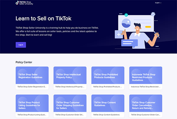 TikTok launches new seller university as it looks to expand its ecommerce push