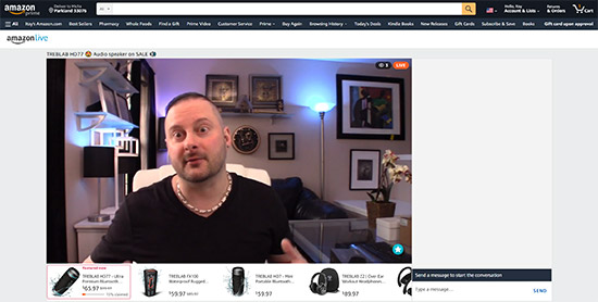Ecommerce livestreaming to generate $25B in sales in the US by 2023