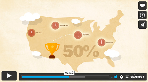 Animated Infographics: 6 stunning examples from B2B and B2C brands
