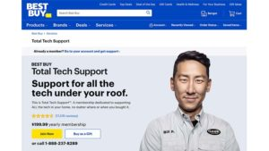 Best Buy is Testing a $199 Per Year Tech Support Subscription Program