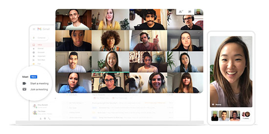 Google Meet extending 'unlimited' video calls for free Gmail accounts to June