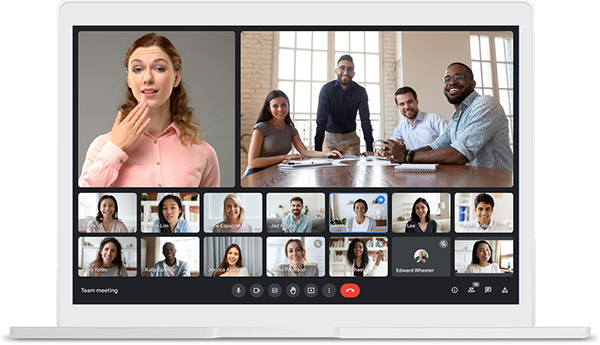 Google: New ways we're making meet calls easier