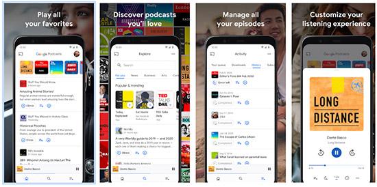 Google Podcasts reaches 100 million-downloads milestone
