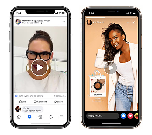 The evolution of Facebook and Instagram video advertising