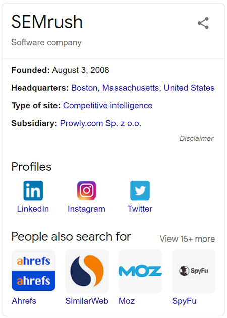 What is the Google knowledge graph and does it affect SEO?