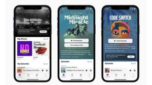 Apple launches affiliate program for podcasts subscriptions