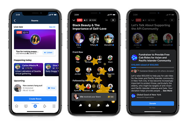 Facebook broadens audio ambitions as Clubhouse, podcasts command spotlight