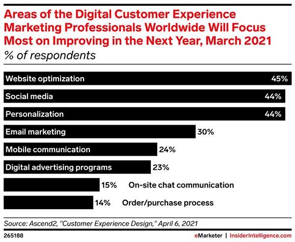 Marketing professionals worldwide consider website optimization a top priority