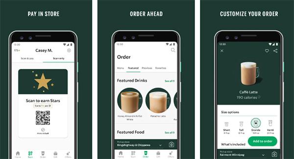 Starbucks leverages loyalty program, digital to navigate customers' new normal