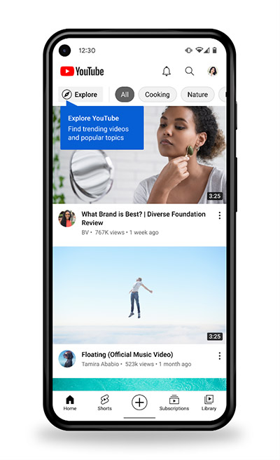 YouTube is rolling out TikTok-style Shorts to users globally