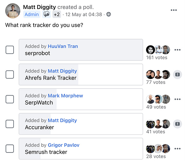 Best rank trackers: Choosing the right one for you