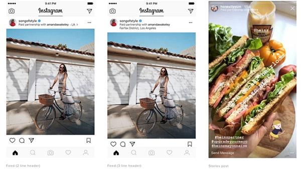 Instagram adds new elements to its branded content tools, including multi-brand listings in posts