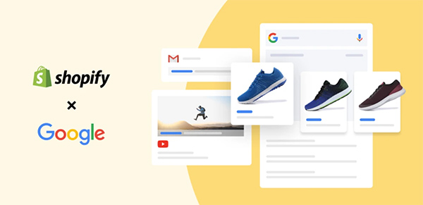 Reach the right shoppers at the right time with Shopify's Google channel