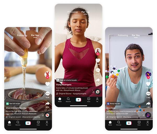 TikTok will let creators add mini apps to videos