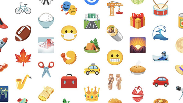 Google redesigns nearly 1,000 emoji, coming to Gmail & Chrome OS in July, Android 12 this fall