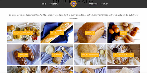 How an Artisan bakery is gaining a competitive advantage with a new site structure