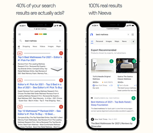 Why former Google ads boss Sridhar Ramaswamy is building an ad-free search engine