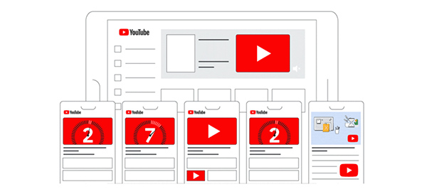 YouTube shares the complete video ad formats for every marketing objective