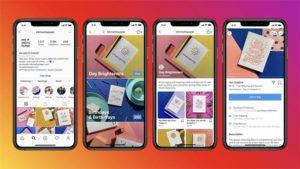 Instagram extends shopping features