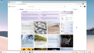 Microsoft Start - The Bing Version Of Google Discover