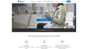 Stolen PayPal accounts are seriously hot property right now