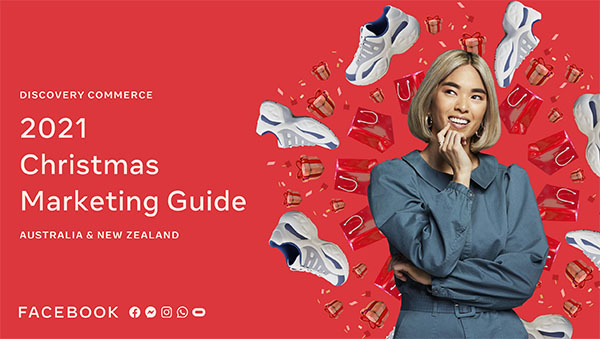 Facebook publishes new Christmas marketing guide to assist with campaign planning