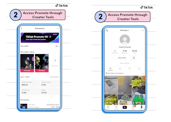 """TikTok adds """"Promote"""" ad option for mobile advertisers"""