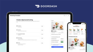 DoorDash Launches Advertising Platform for Brands of All Sizes